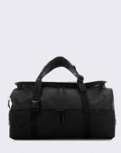 Rains Duffel Backpack Large 01 Black