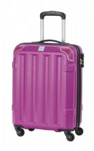 Travelite Corner S palubní cestovní kufr TSA 55x40x20 cm 40 l Berry