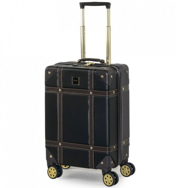 ROCK TR-0193 Vintage S palubní kufr TSA 55 cm Black