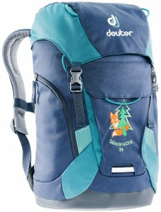 Deuter Waldfuchs 14 Midnight-petrol