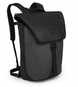 Osprey Transporter Flap Black