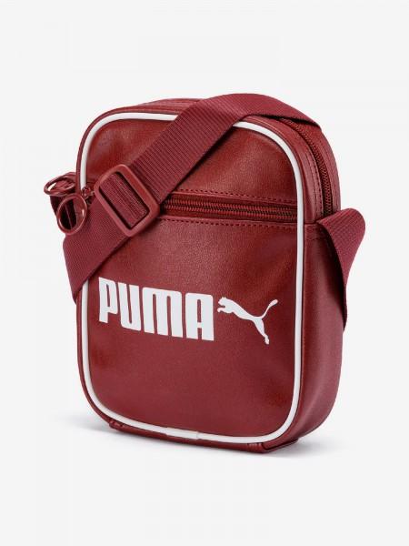 Taška Puma Campus Portable Retro Červená 763358