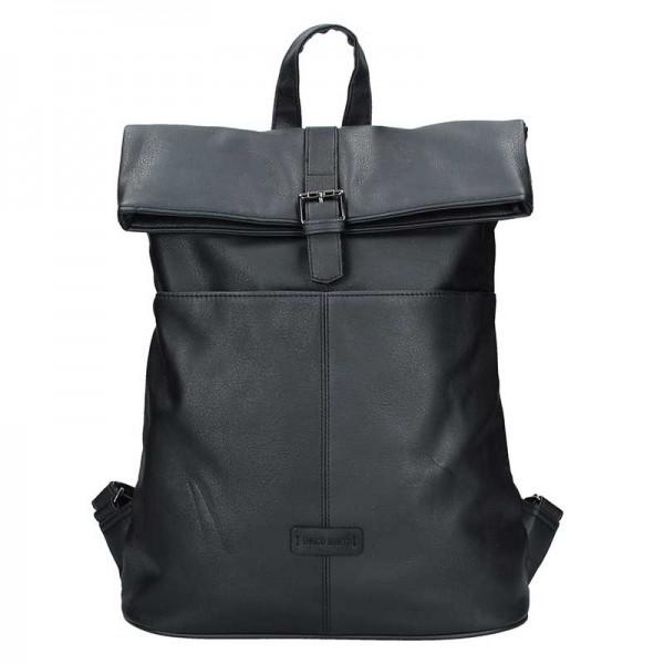 Moderní dámský batoh Enrico Benetti Ninna – černá