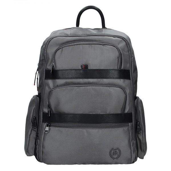 Pánský batoh Lerros Trevor – šedá