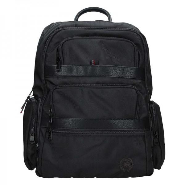 Pánský batoh Lerros Trevor – černá