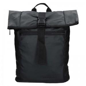 Pánský trendy batoh Enrico Benetti Mikolas – černá 21l