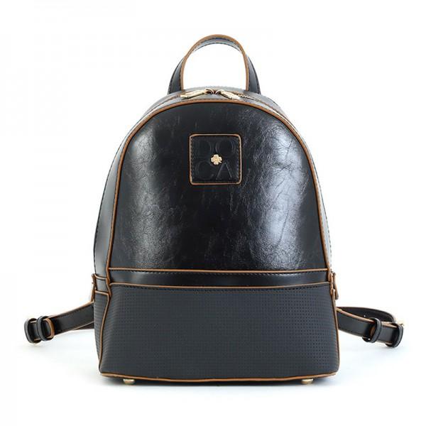 Dámský batoh Doca 15670 – černá