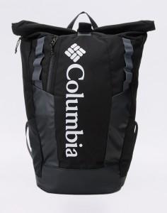 Batoh Columbia Convey 25 l Rolltop Daypack 011 Black, Black Střední (21 – 30 litrů)