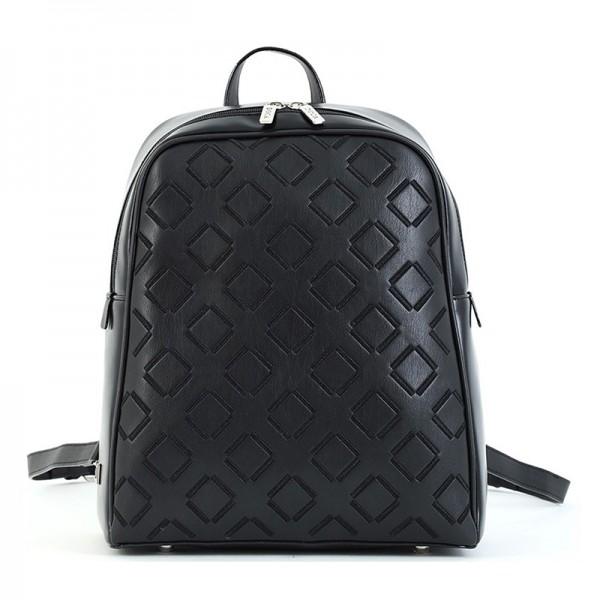 Dámský batoh Doca 15444 – černá