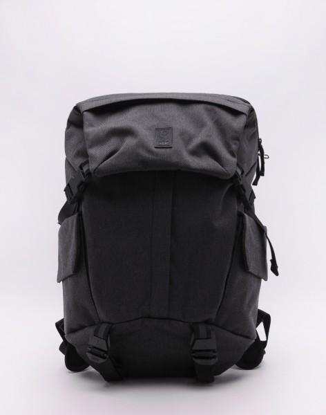 Batoh Chrome Industries Pike Pack Black Střední (21 – 30 litrů)