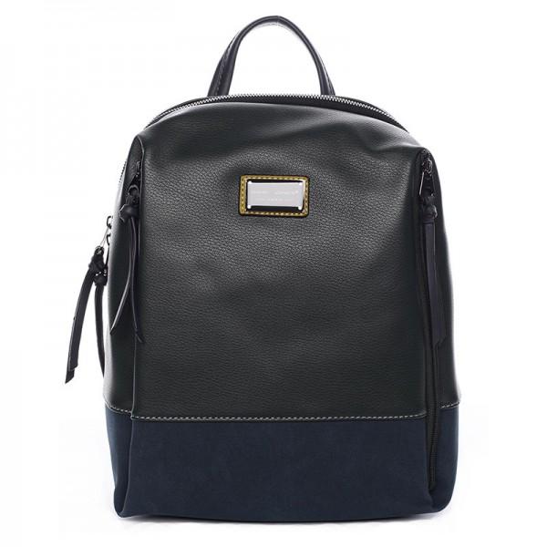 Dámský batoh David Jones Violette – tmavě zelená