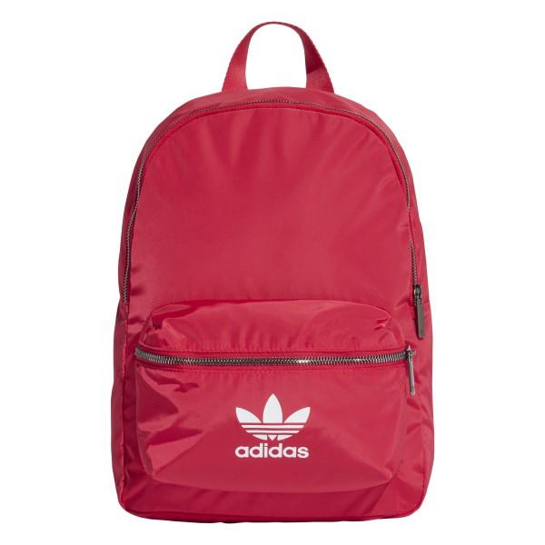 adidas Nylon Womesn Backpack červená Jednotná 5571651