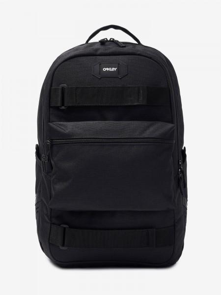 Batoh Oakley Street Skate Backpack Blackout Černá 754054