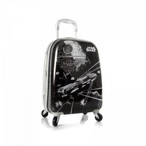 Heys Tween 4w dětský cestovní kufr 51 cm Star Wars