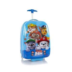 Heys Kids 2w Paw Patrol dětský cestovní kufr 46 cm Light Blue