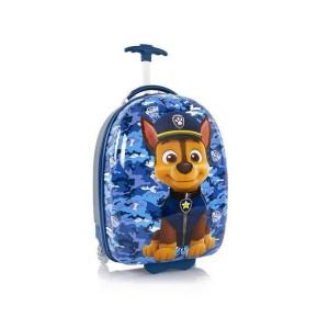 Heys Kids 2w Paw Patrol dětský cestovní kufr 46 cm Chase 2