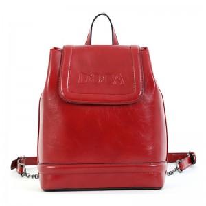 Dámský batoh Doca 15436 – červená