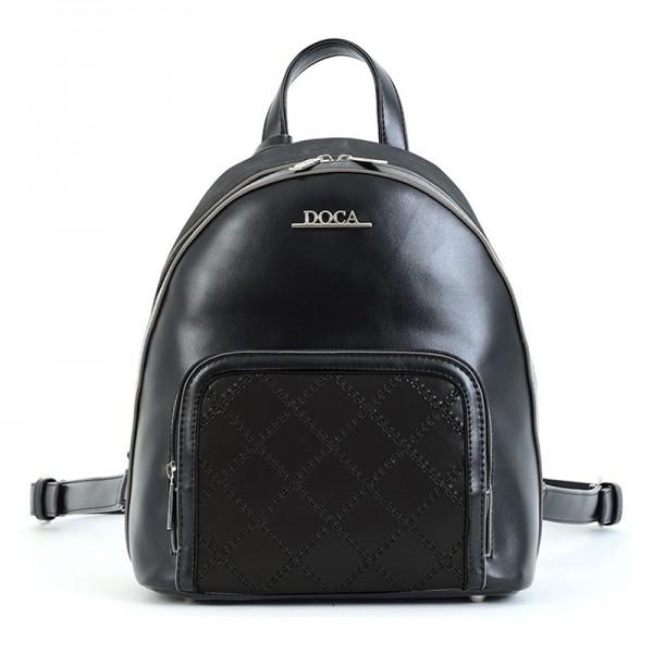 Dámský batoh Doca 15251 – černá