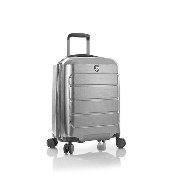 Heys Palubní kufr Heys EcoCase šedá 39 l