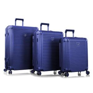 Heys Edge S,M,L Cobalt Blue – sada 3 kufrů