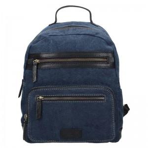 Pánský batoh Lagen Rasta – modro-černá