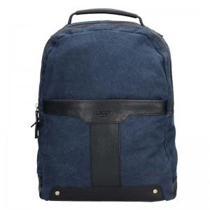 Pánský batoh Lagen Mosis – modro-černá