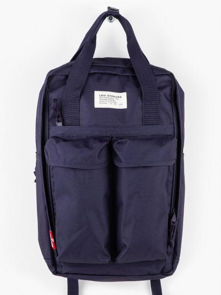 Batoh LEVI'S The L Pack 2.0 Modrá 785286