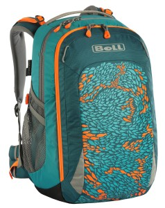 Boll Smart 22 Artwork Teal Fish