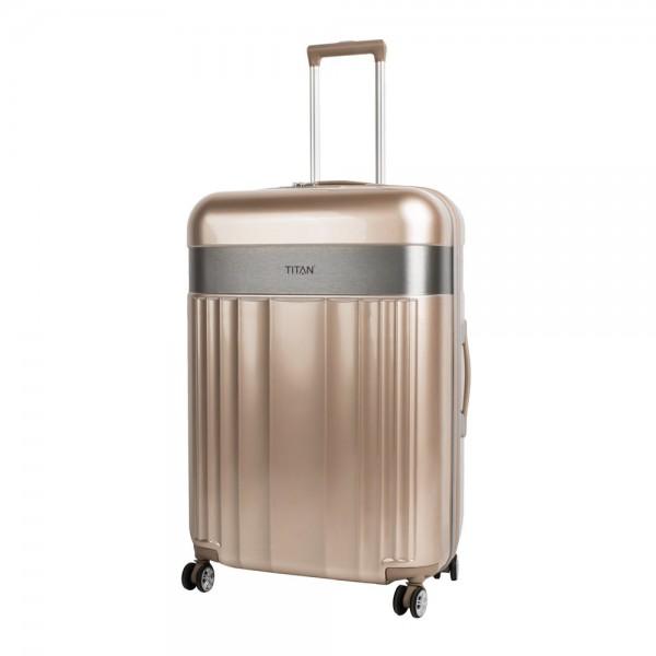 Titan Cestovní kufr Spotlight Flash 4w L Gold metalic