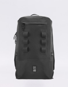 Batoh Chrome Industries Urban Ex Tombstone Pack Black / Black Malé (do 20 litrů)