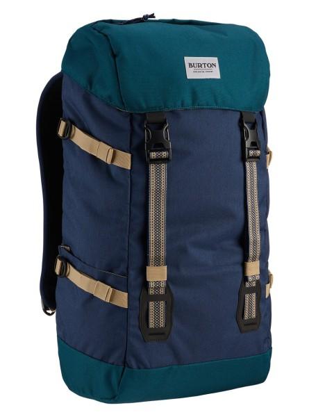 Burton Tinder 2.0 Backpack Dress Blue Heather