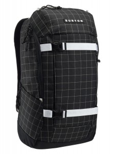 Burton Kilo 2.0 Backpack True Black Oversized Ripstop