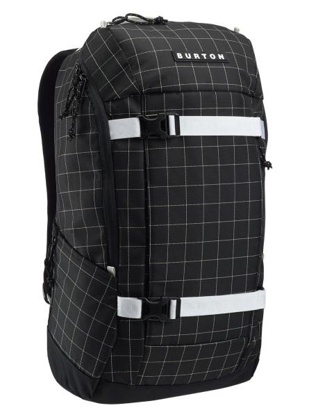 Burton Kilo 2.0 Backpack True Black Oversized Ripstop