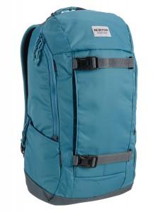 Burton Kilo 2.0 Backpack Storm Blue Crinkle