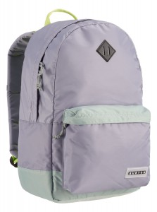 Burton Kettle Pack Lilac Gray Flight Satin