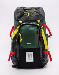 Batoh Topo Designs Subalpine Pack Forest Velké (31 – 50 litrů)