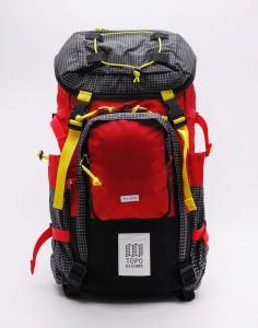 Batoh Topo Designs Subalpine Pack Red Velké (31 – 50 litrů)