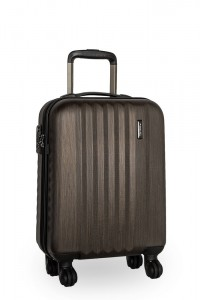 March Kabinový cestovní kufr S Ribbon SE 34,5 l – černá