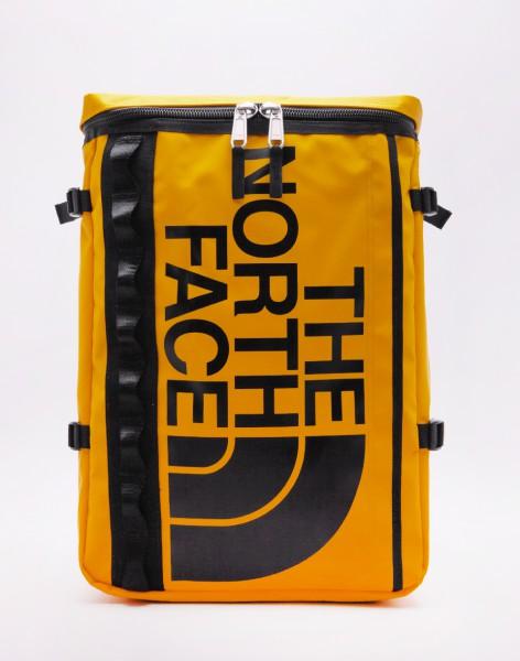 Batoh The North Face Base Camp Fuse Box TNF Yellow Střední (21 – 30 litrů)