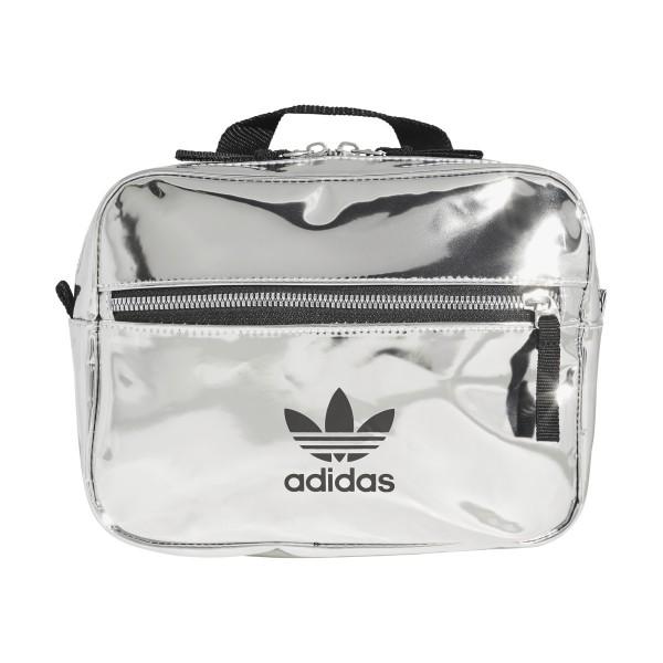 adidas Bp Mini Airl stříbrná Jednotná 5620006