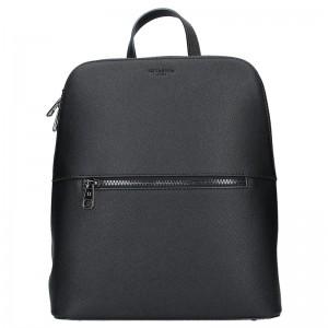 Dámský batoh Hexagona Agate – černá