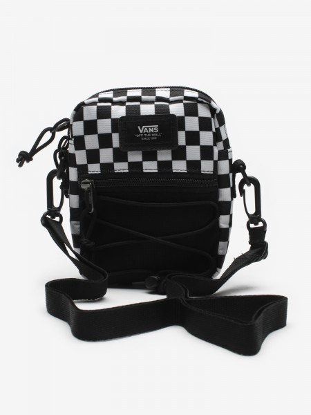 Taška Vans Mn Bail Shoulder Bag Black/White Barevná 785378