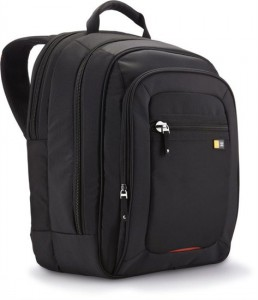 "Case Logic Batoh na notebook 16"" Black"