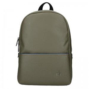 Pánský batoh Calvin Klein Herry – olivová 13l