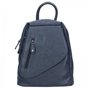 Moderní dámský batoh Just Dreamz Brenda – modrá