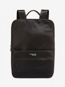 Batoh Trussardi Business City Backpack Sm Nylon Černá 783019