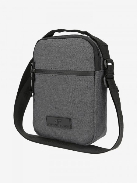 Taška 4F Tru300 Shoulder Bag Šedá 696565