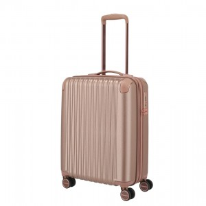Titan Kabinový cestovní kufr Barbara Glint S Rose metallic 39/45 l