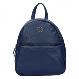Dámský batoh Marina Galanti Guilia – modrá