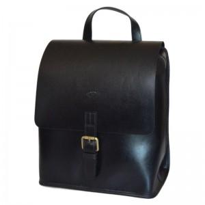 Katana 64207 dámský kožený batoh 8,7 l Noir